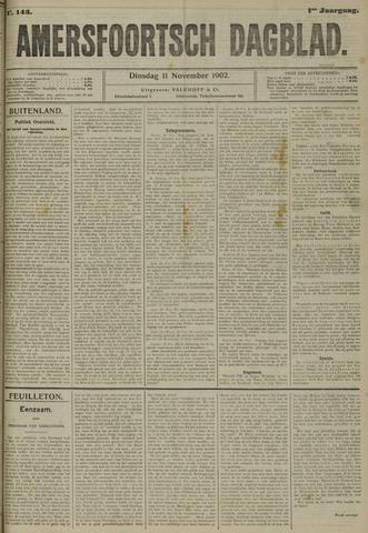 Amersfoortsch Dagblad 1902-11-11