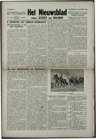 Soester Courant 1943-10-13