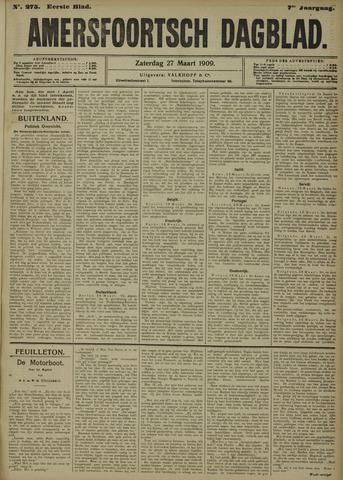 Amersfoortsch Dagblad 1909-03-27