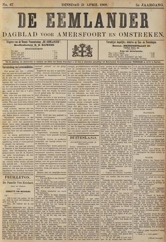 De Eemlander 1908-04-21