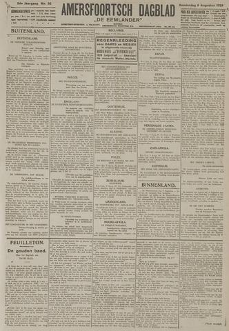Amersfoortsch Dagblad / De Eemlander 1925-08-06