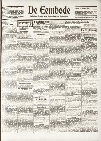 De Eembode 1935-03-22