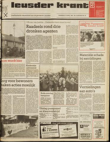 Leusder Krant 1989-04-19