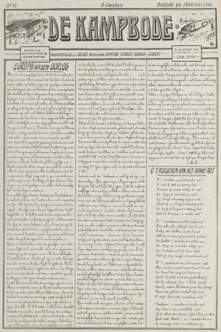 De Kampbode 1916-01-23