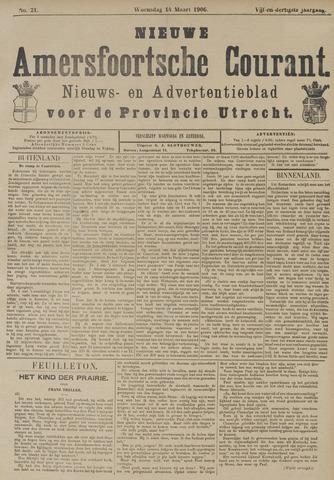 Nieuwe Amersfoortsche Courant 1906-03-14