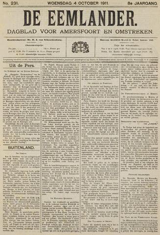 De Eemlander 1911-10-04