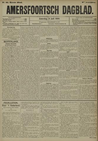Amersfoortsch Dagblad 1909-07-31