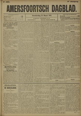 Amersfoortsch Dagblad 1911-03-16