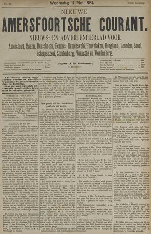 Nieuwe Amersfoortsche Courant 1881-05-11
