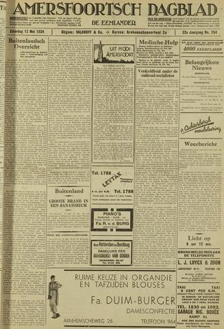 Amersfoortsch Dagblad / De Eemlander 1934-05-12