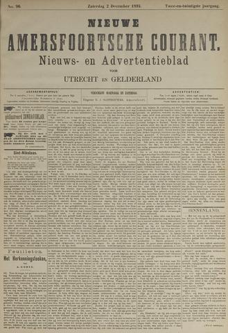 Nieuwe Amersfoortsche Courant 1893-12-02