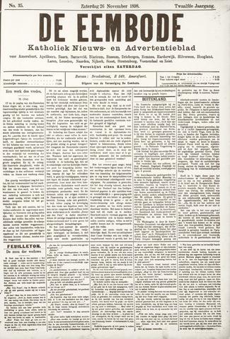 De Eembode 1898-11-26