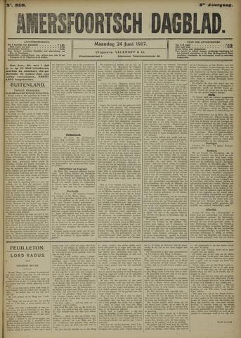 Amersfoortsch Dagblad 1907-06-24