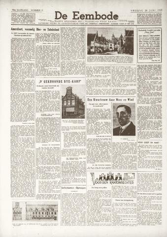 De Eembode 1941-06-20