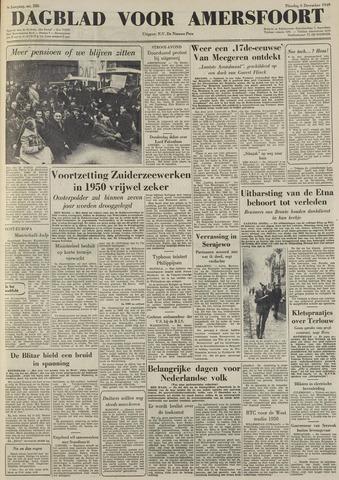 Dagblad voor Amersfoort 1949-12-06