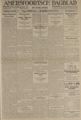 Amersfoortsch Dagblad / De Eemlander 1933-07-06