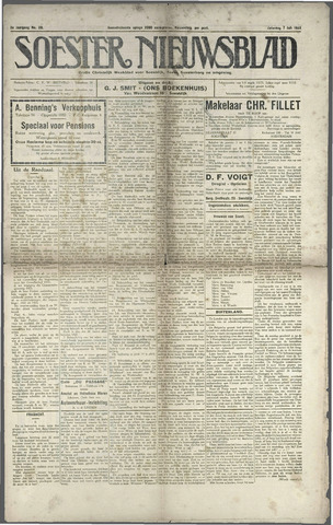 Soester Courant 1923-07-07