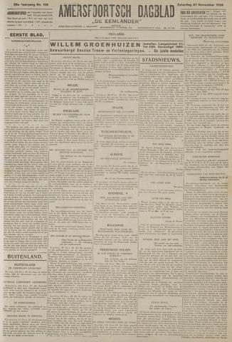 Amersfoortsch Dagblad / De Eemlander 1926-11-27