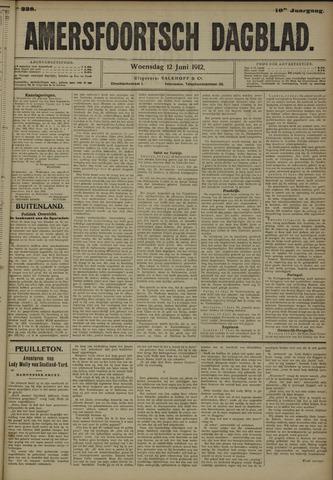 Amersfoortsch Dagblad 1912-06-12