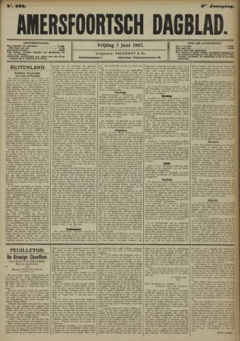 Amersfoortsch Dagblad 1907-06-07