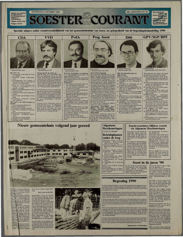 Soester Courant 1989-10-21