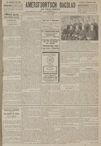Amersfoortsch Dagblad / De Eemlander 1927-02-04