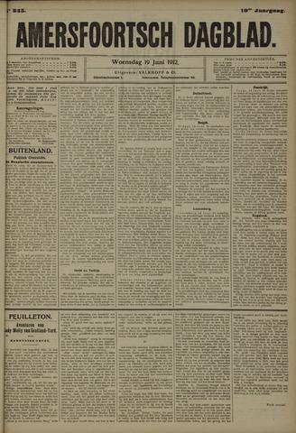 Amersfoortsch Dagblad 1912-06-19