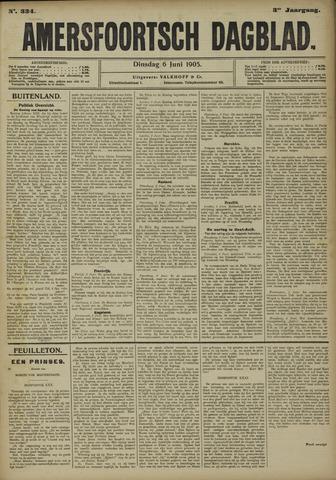 Amersfoortsch Dagblad 1905-06-06