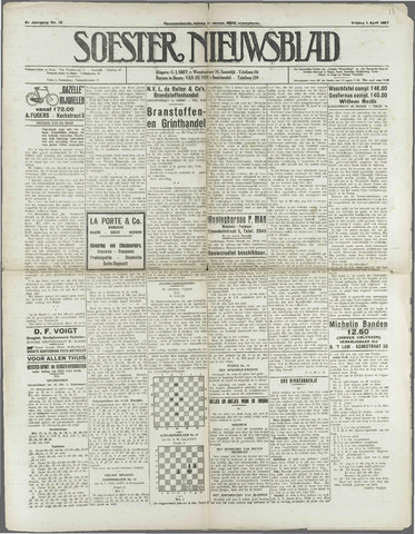 Soester Courant 1927-04-01