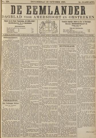 De Eemlander 1908-10-29