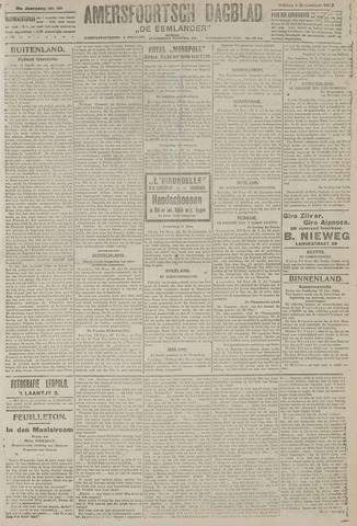 Amersfoortsch Dagblad / De Eemlander 1922-12-01