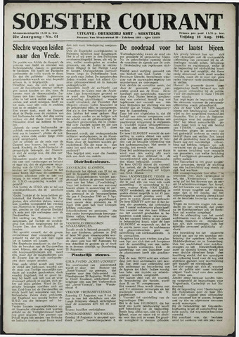 Soester Courant 1946-08-16