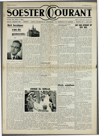 Soester Courant 1962-05-22