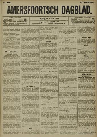 Amersfoortsch Dagblad 1910-03-11