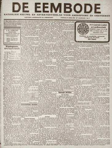 De Eembode 1918-04-16