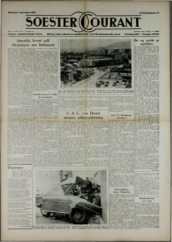 Soester Courant 1965-09-07