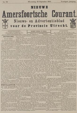 Nieuwe Amersfoortsche Courant 1911-09-13