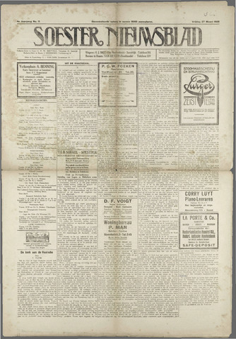 Soester Courant 1925-03-27