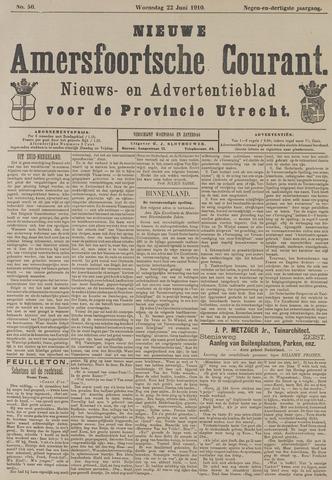 Nieuwe Amersfoortsche Courant 1910-06-22