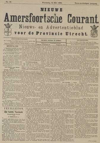 Nieuwe Amersfoortsche Courant 1903-05-13