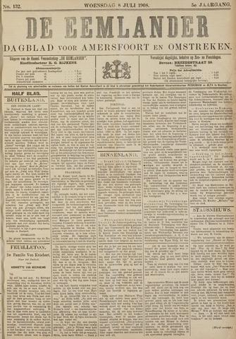 De Eemlander 1908-07-08