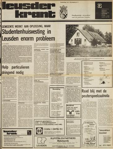 Leusder Krant 1976-07-01