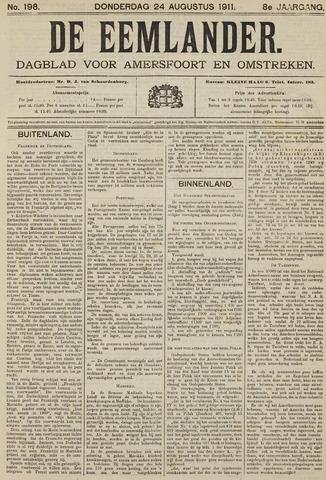 De Eemlander 1911-08-24