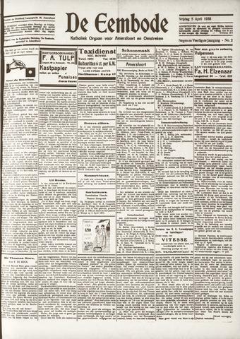 De Eembode 1935-04-05