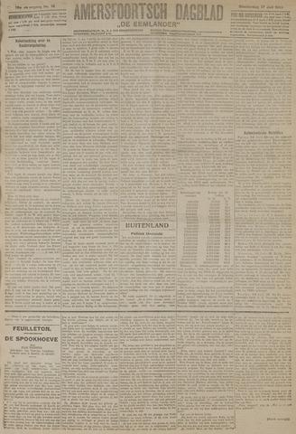 Amersfoortsch Dagblad / De Eemlander 1919-07-17
