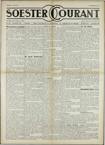Soester Courant 1959-06-23