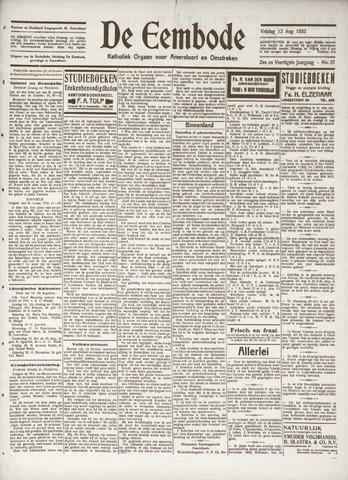 De Eembode 1932-08-12