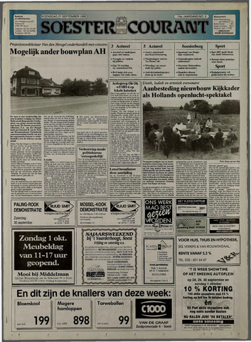 Soester Courant 1995-09-27