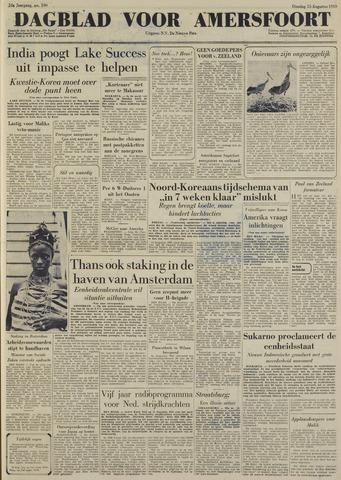 Dagblad voor Amersfoort 1950-08-15