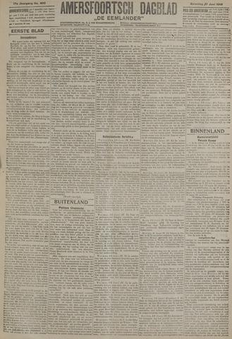 Amersfoortsch Dagblad / De Eemlander 1919-06-21